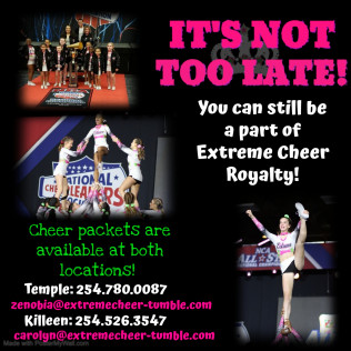 You can still be a part of Extreme Royalty!